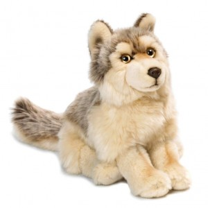 Lobo WWF Plush Collection