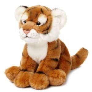 Tigre WWF Plush Collection