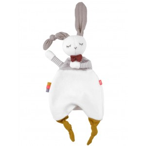 Doudou Bio Rabbit Boy