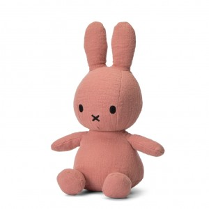 Miffy Mousseline Pink