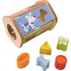 Caixa de Encaixes Comida dos Animais