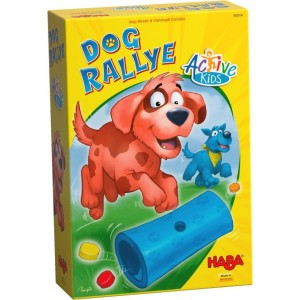 Jogo Active Kids Dog Rally 4+