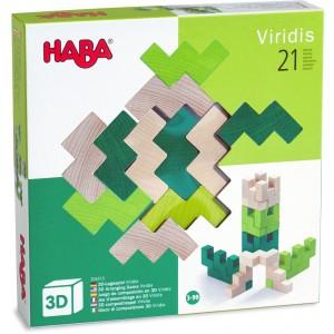 Viridis Puzzle 3D