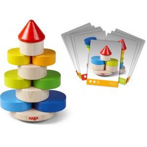 Torre de Equilíbrio Instável