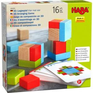 4x4 Puzzle 3D