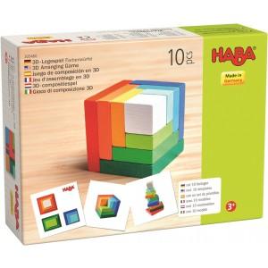 Cubo Arco-íris Puzzle 3D