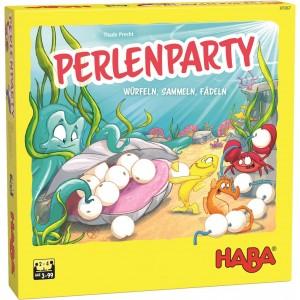 Jogo Festa de Pérolas 3+
