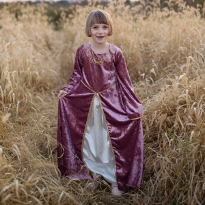Disfarce Lady Guinevere Pink 6-8 anos