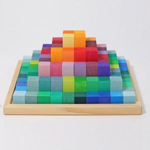 Pirâmide Escalonada Grimm's 100p.