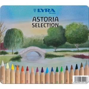 Lápis de Cor Gigantes Lyra 18 Cores