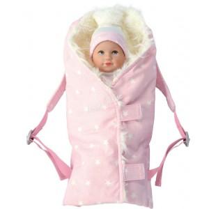 Porta Bebé com pêlo