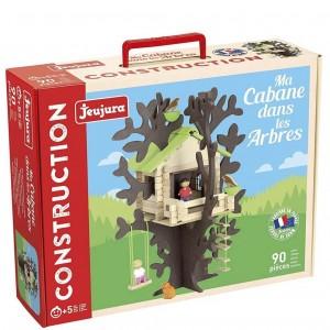 Construção Casa na Árvore