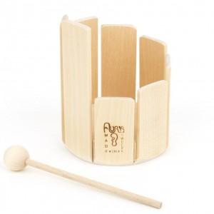 Cilindro de percussão clássico