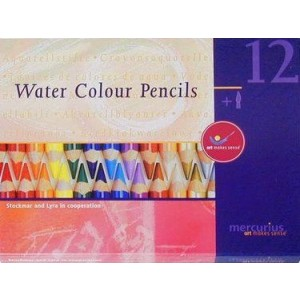 Lápis de Aguarela Gigantes 12 Cores
