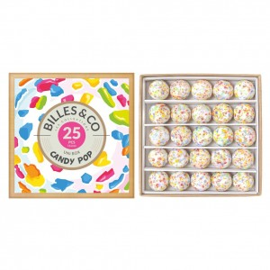 25 Billes&Co - Unibox Candy Pop