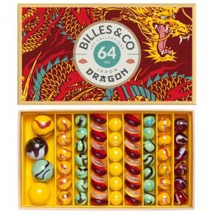 64 Billes&Co - Box Dragon Yuzu