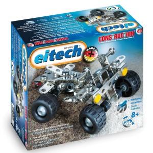 Construção Eitech Moto 4