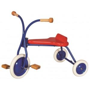 Triciclo com pedais Vermelho 3 anos