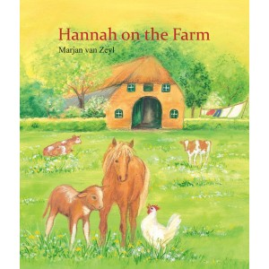 Hannah on the Farm 2+