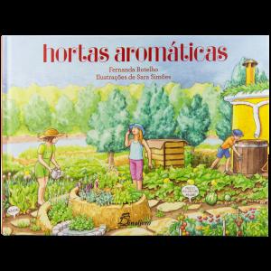 Livro Hortas Aromáticas 5+