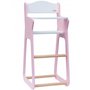 Cadeira da Papa para Boneca Line