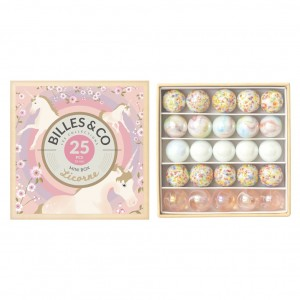 25 Billes&Co - Minibox Licorne
