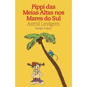Pippi nos Mares do Sul 8+