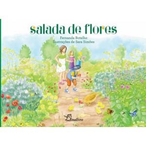 Livro Salada de Flores 5+