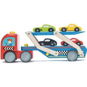 Camião de Transporte de Carros LTV
