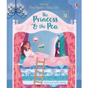 Peep Inside Princess and The Pea 3+