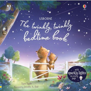 Twinkly Twinkly Bedtime Book 6m+