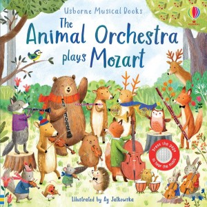 The Animal Orchestra Plays Mozart 6m+