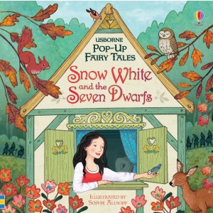 Pop-up Snow White and the Seven Dwarfs 3+
