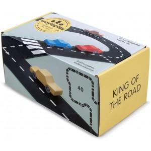 Estrada King Waytoplay 40 peças