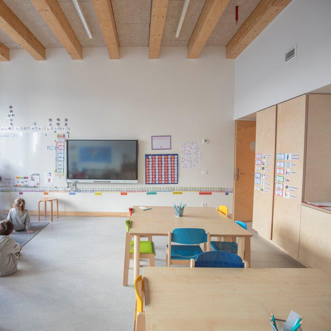Redbridge School Lisbon