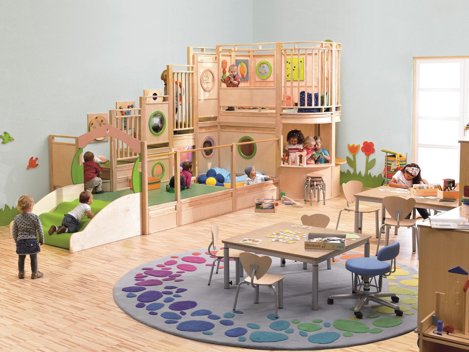 Sala de Creche 1
