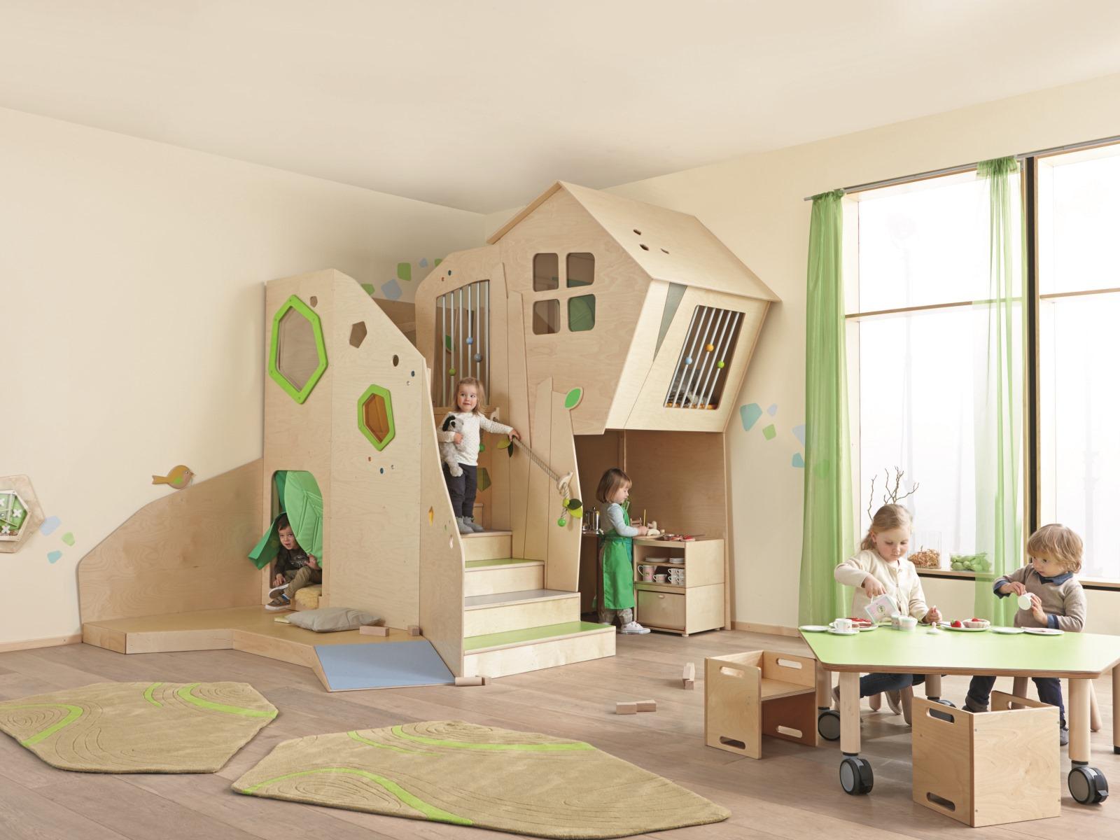 Sala de Jardim de Infância 1
