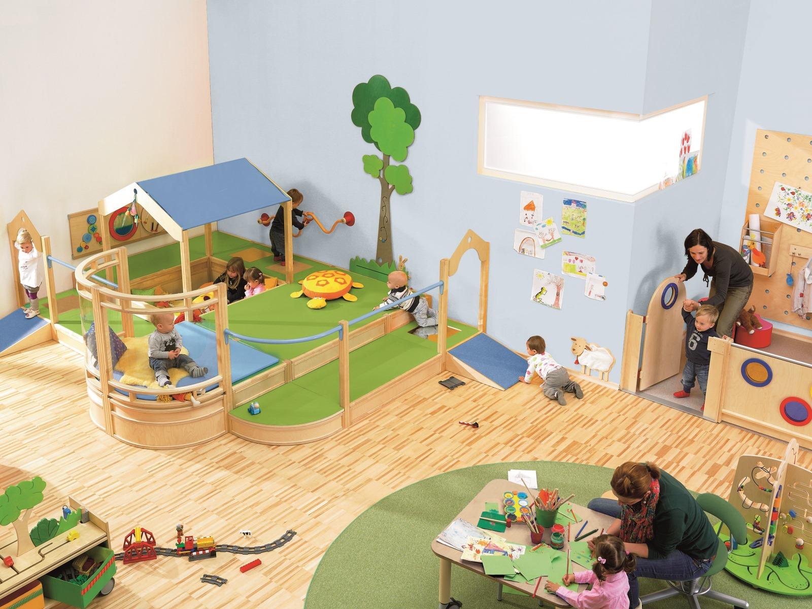 Sala de Creche 2