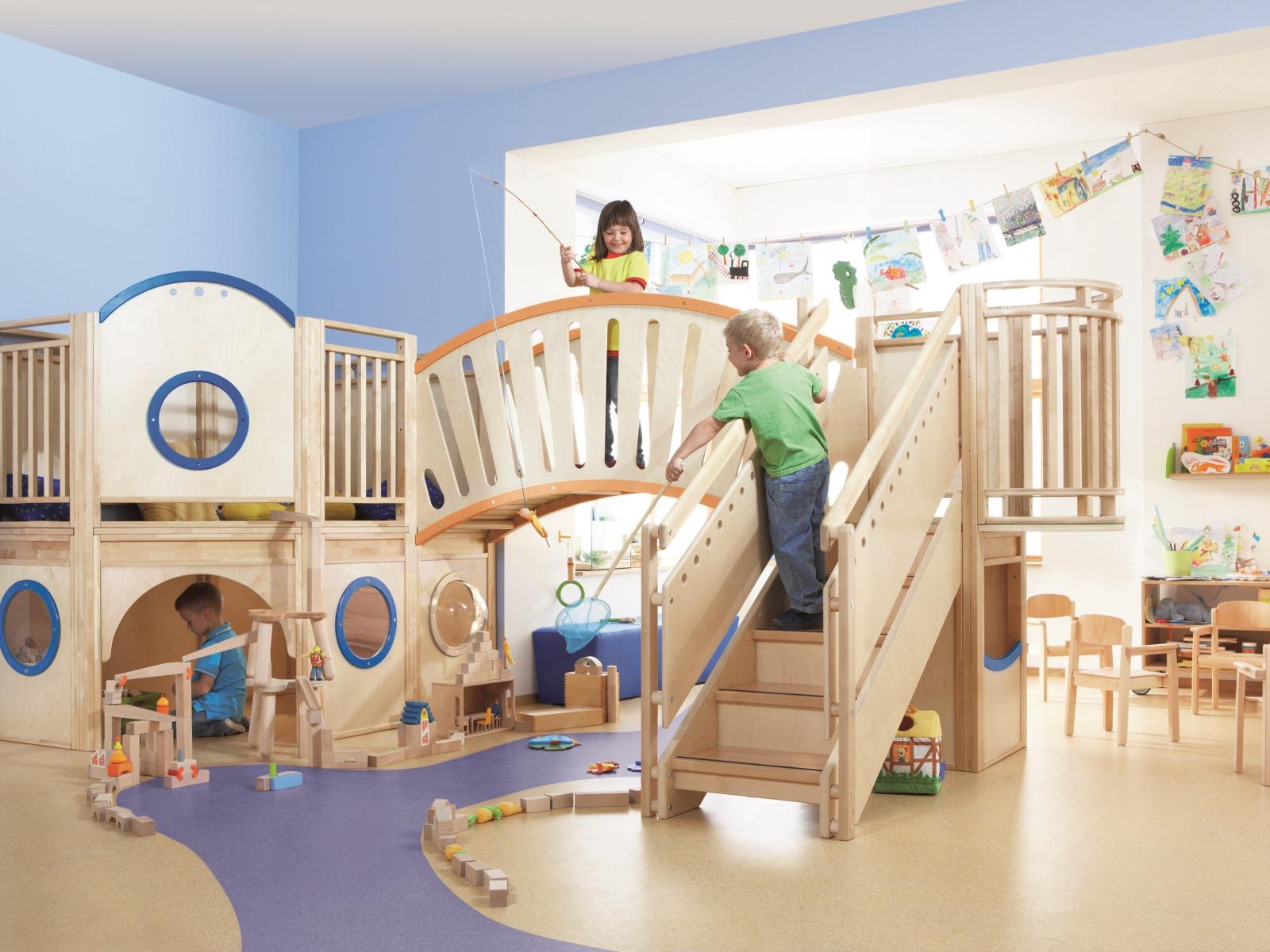 Sala de Jardim de Infância 3