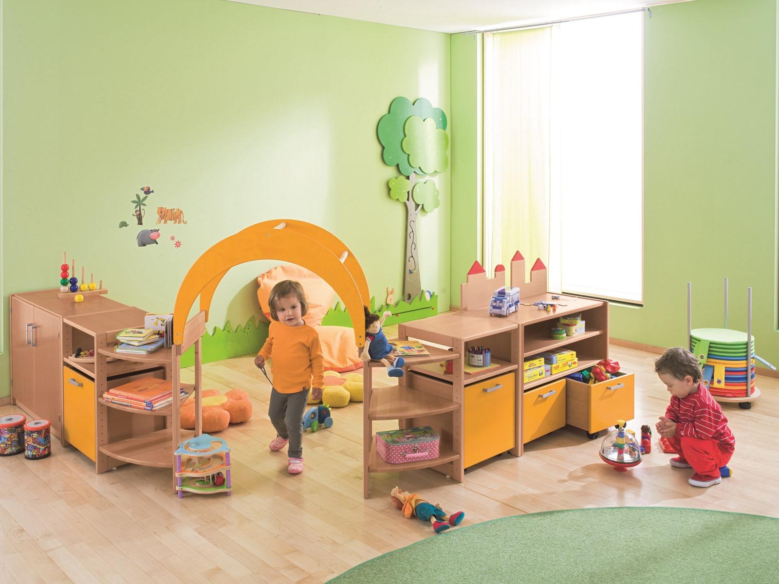 Sala de Jardim de Infância 4